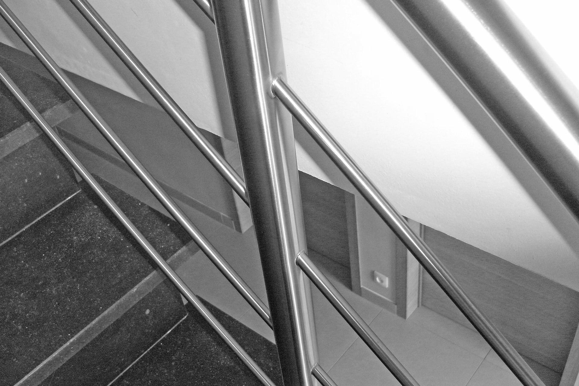Stalen trappen - Jeffrey Van den Broeck BVBA
