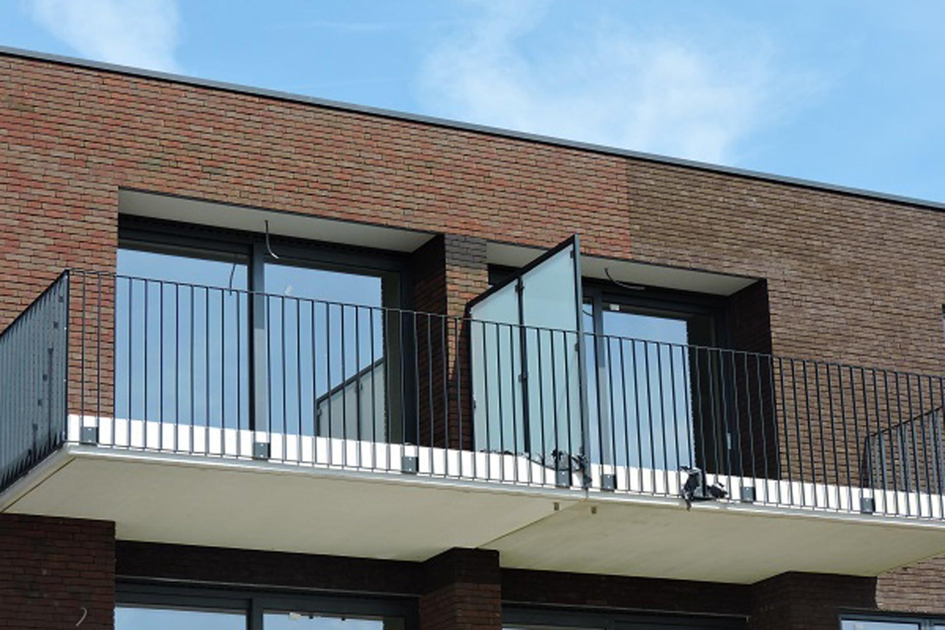 Stalen balustrades - Jeffrey Van den Broeck BVBA