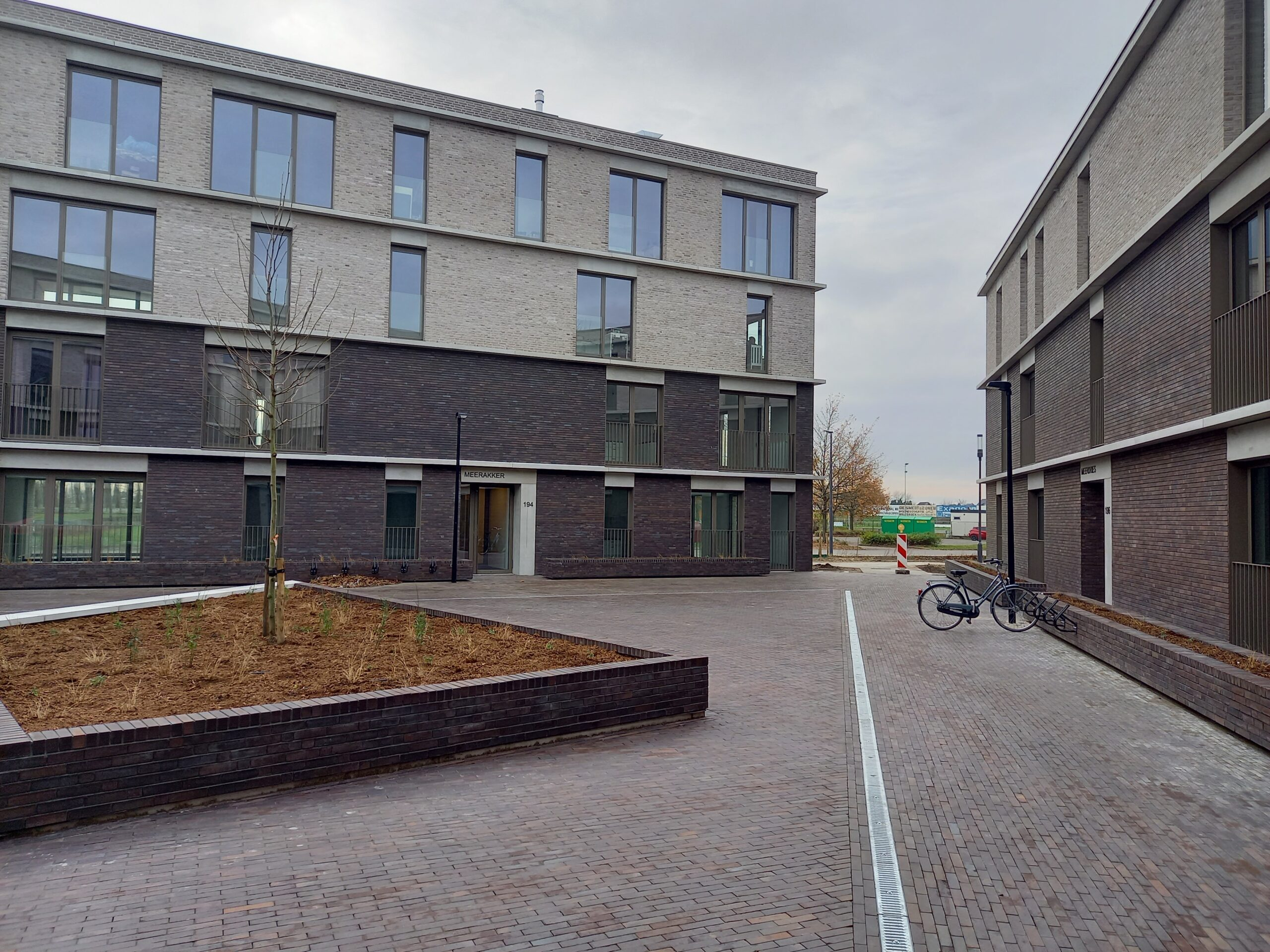 Project te Willebroek - Jeffrey Van den Broeck BV